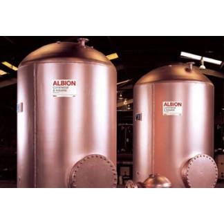 Albion - Unvented Calorifier Cylinder Spares