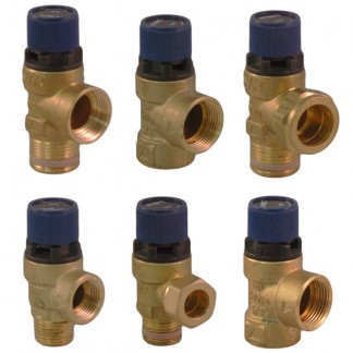 Reliance Water Controls - 102 Series Potable Water Pressure Relief Valves