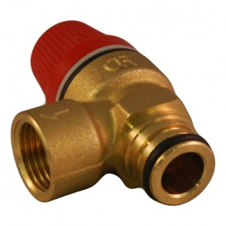 Allbrite - 6 Bar Pressure Relief Valve (O-Ring)
