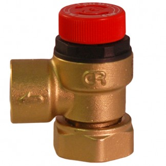 Grant UK - 6 Bar Pressure Relief c/w Loose Nut Connection