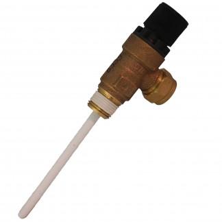 Gledhill - 6 Bar Pressure & Temperature Relief Valve SG001