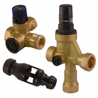 Heatrae Sadia - Megaflo Cold Water Combination Valve 95605817