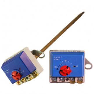 "Heatrae Sadia - Thermostat & Cut Out - 11"" Rod Type 95612209"