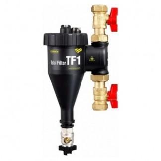 Fernox - TF1 Total Magnetic Filter 28mm Central Heating Sludge Remover