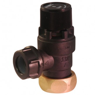 Heatrae Sadia - 8 Bar Expansion Pressure Relief Valve 95607028