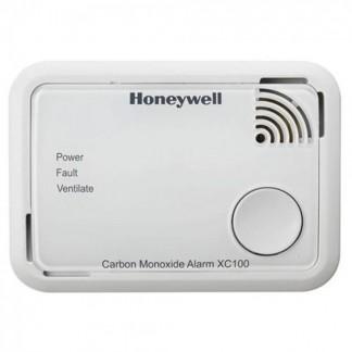 Honeywell XC100 Carbon Monoxide Alarm Detector Latest X-Series 10Yr Sealed Unit
