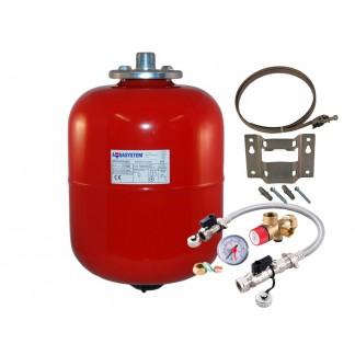 Reliance - Aquasystem 8 Litre Heating Expansion Vessel & Sealed System Kit VESK209050