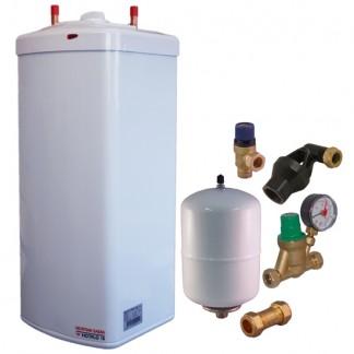 Heatrae Sadia - Hotflo 15 Litre Instant Water Heater 50149 & Unvented Kit D