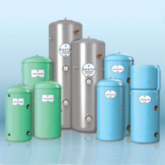 Castle - Stainless Steel Unvented Cylinder Spares