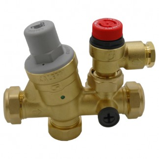 Joules - 22mm Inlet Control Multibloc Valve Group