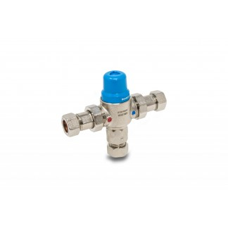 15mm 2in1 Thermostatic Mixing Valve TMV2/3