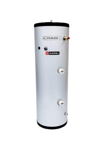 Gledhill ES Direct Unvented Cylinder - 120 Litre