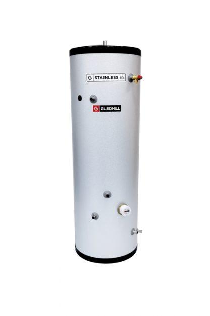 ESINPIN150 - Gledhill ES 150 Litre Indirect Unvented Cylinder