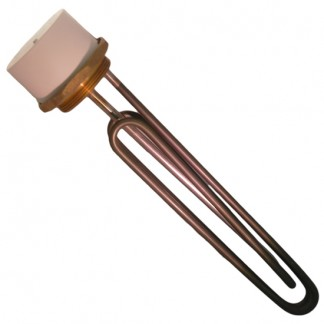 """Cotherm 3kw 2- 1/4"""" Immersion Heater Including Thermostat"""